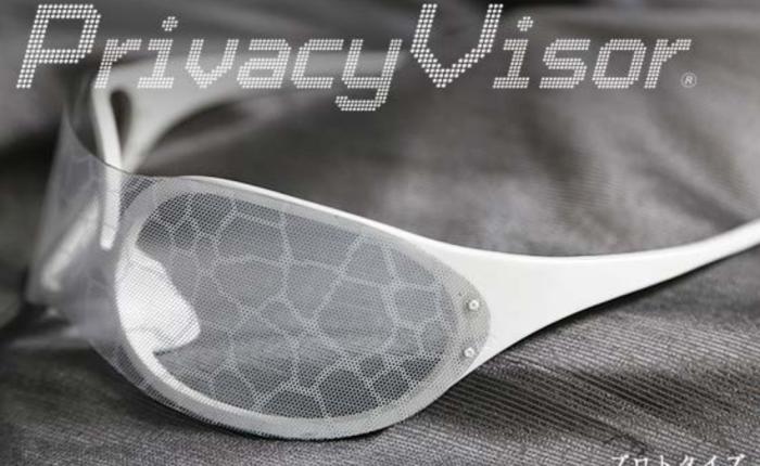42. Privacy Visor, התקן נגד זיהויפנים