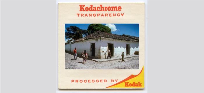 69. תהליכי צילום צבעוניים היסטוריים:Kodachrome