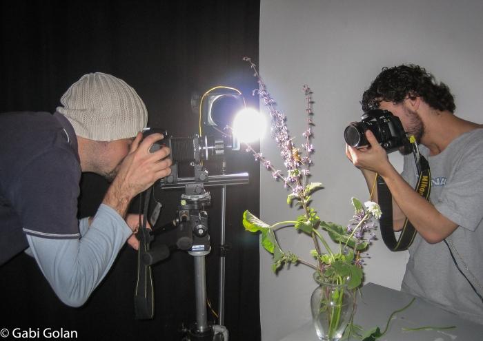 84. על איכות הציוד ואיכותהצילום