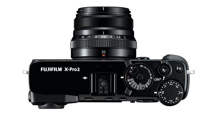 86. מספר תובנות על  Fuji X-Pro2