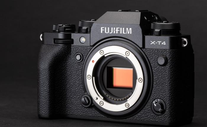 115. Fujifilm X-T4, סקירה ומבחןמעשי